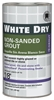 WHITE DRY GROUT 1LB